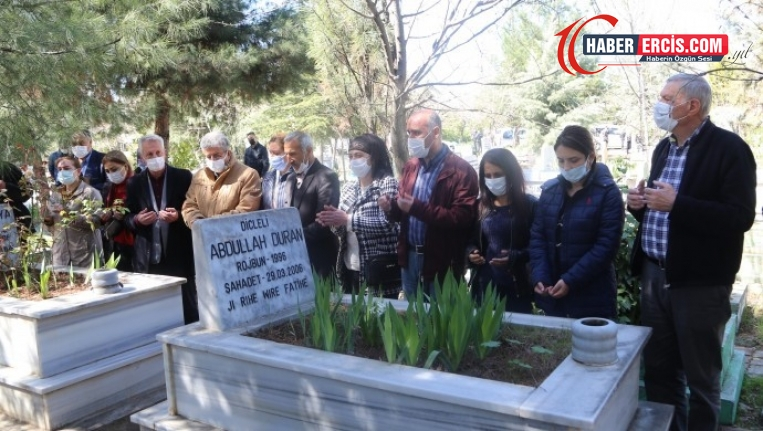 28 Mart olaylarında yaşamını yitirenler anıldı