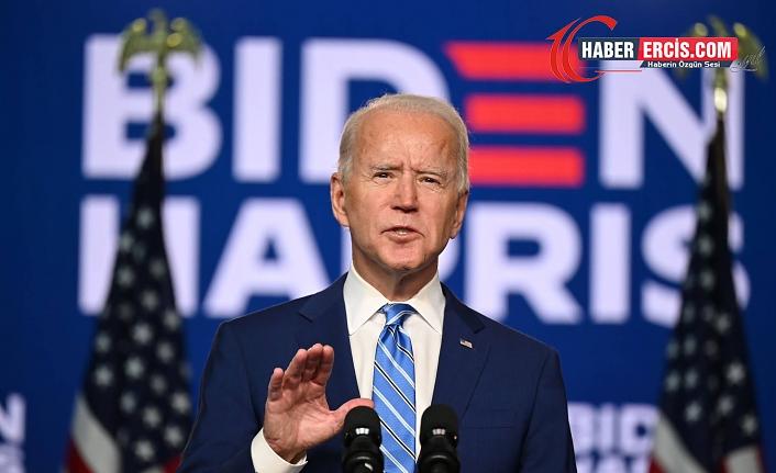 ABD Başkanı Biden'dan İstanbul Sözleşmesi açıklaması