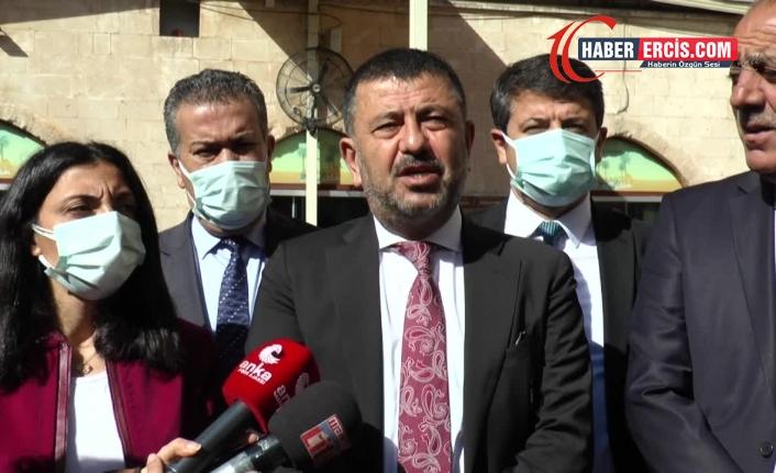 Ağbaba: Türkiye'de hukuk askıya alınmış, milli irade tecavüze uğramıştır