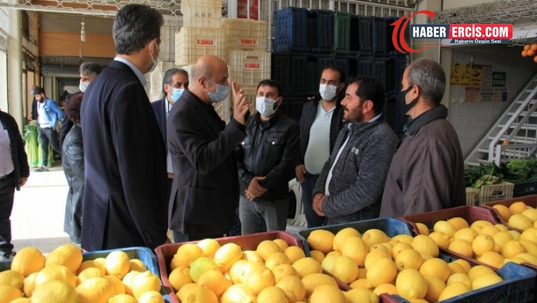 AKP'li çiftçi HDP'lilere dert yandı: Gırtlağıma kadar borçluyum