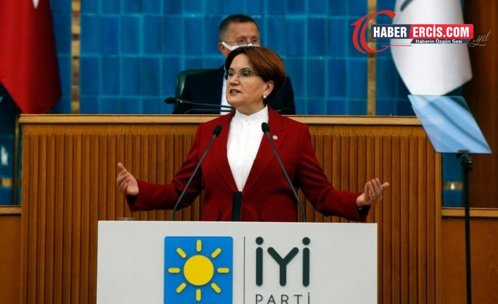 Akşener'den AKP'ye Kongre ve İstanbul sözleşmesi tepkisi