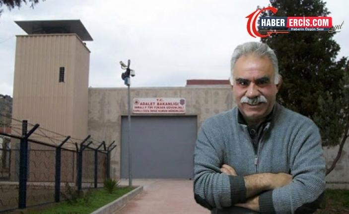 Asrın Hukuk Bürosu: Öcalan ailesiyle görüştü