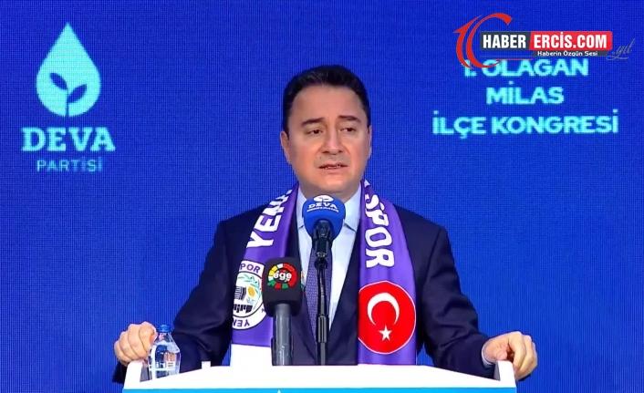 Babacan'dan İstanbul sözleşmesi açıklaması