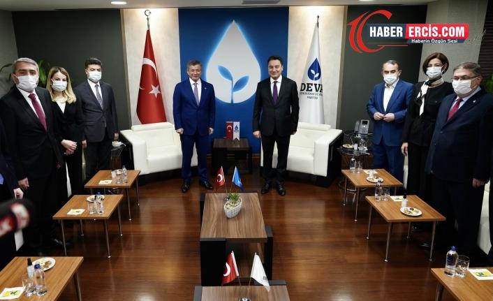 Babacan ve Davutoğlu'ndan ortak açıklama