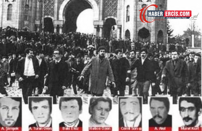Beyazıt Katliamı'nın üzerinden 43 yıl geçti: Dün bomba bugün kayyım