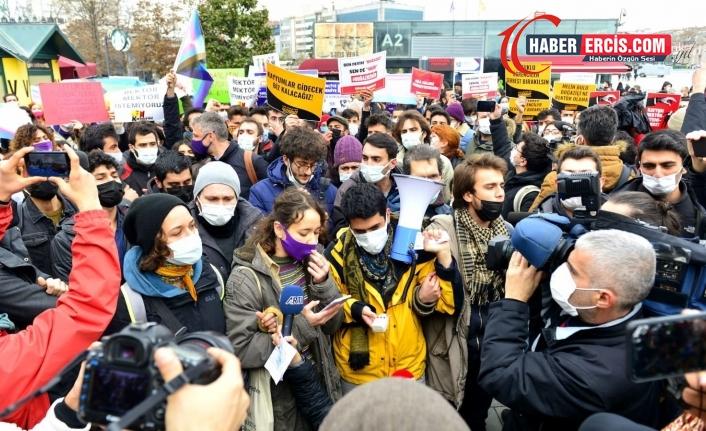 Boğaziçi Üniversitesi öğrencilerinin duruşması başladı