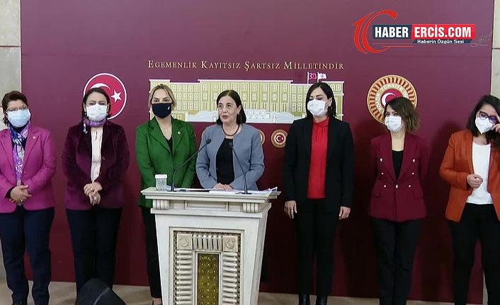 CHP'li Kadın Milletvekilleri: Kadınlar eşit haklara sahip olmak için mücadele ediyor