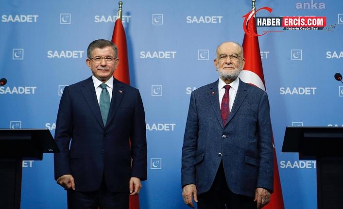 Davutoğlu: Fezlekeler siyaseti dizayn çabası