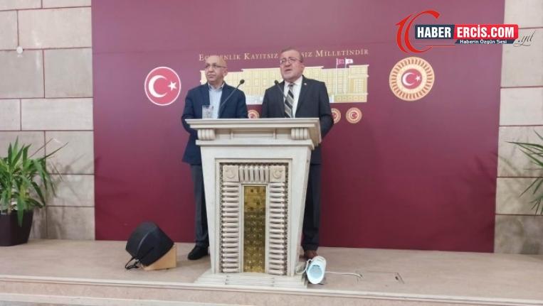 'Dersim'de özel savaş politikalarından vazgeçilmeli'