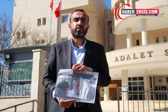 Ferit Şenyaşar ifadeye çağrıldı: Adalet mücadelemiz emniyette devam ediyor