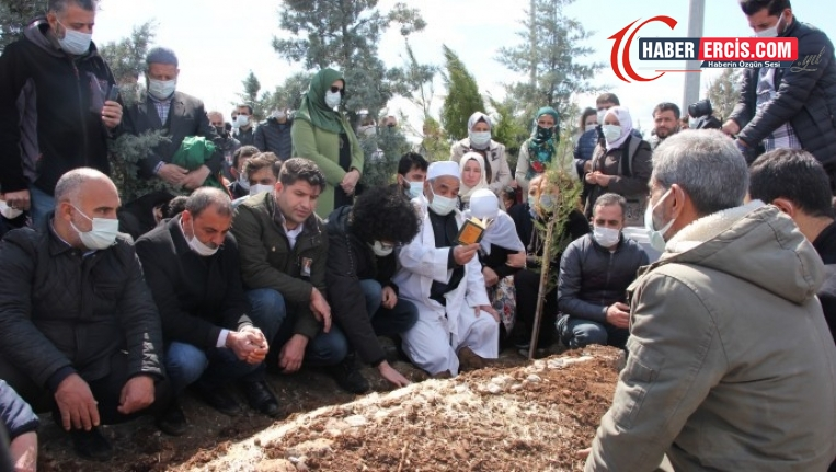 HDP eski Milletvekili Kadri Yıldırım Diyarbakır'da toprağa verildi