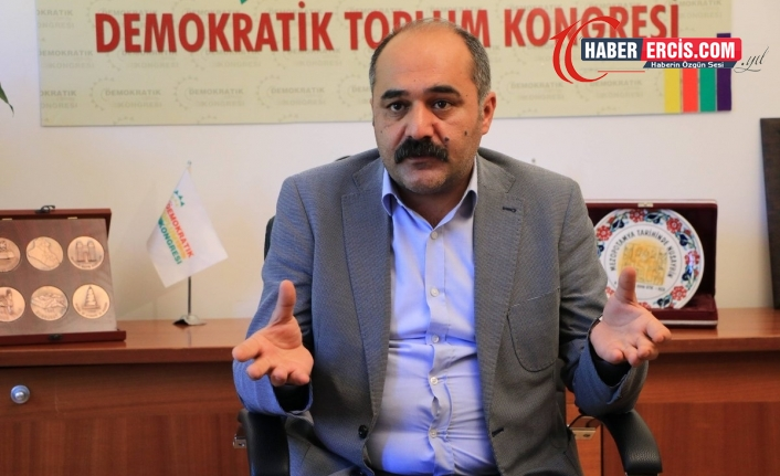 HDP'li Berdan Öztürk'e soruşturma