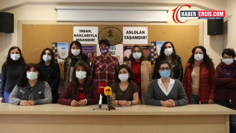 HDP'li kadınlar tacizi teşhir etti