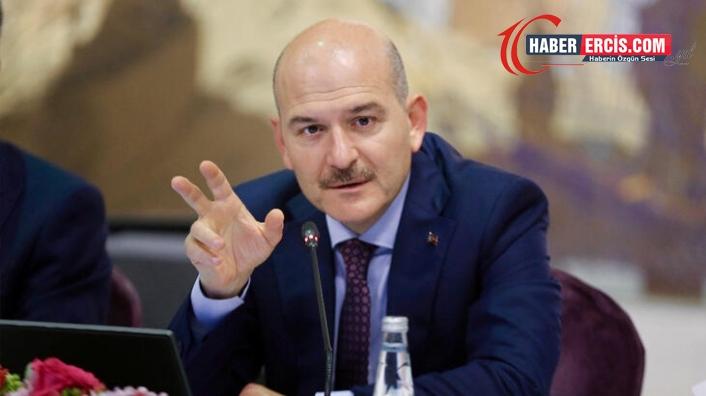 HDP'den Soylu'ya: Koltuk tatlı gelince her şeyi unutan Süleyman Soylu