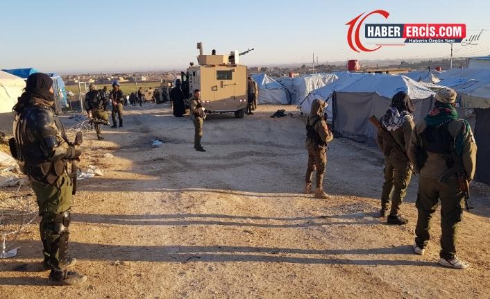 Hol operasyonunda üst düzey DAİŞ'li yakalandı