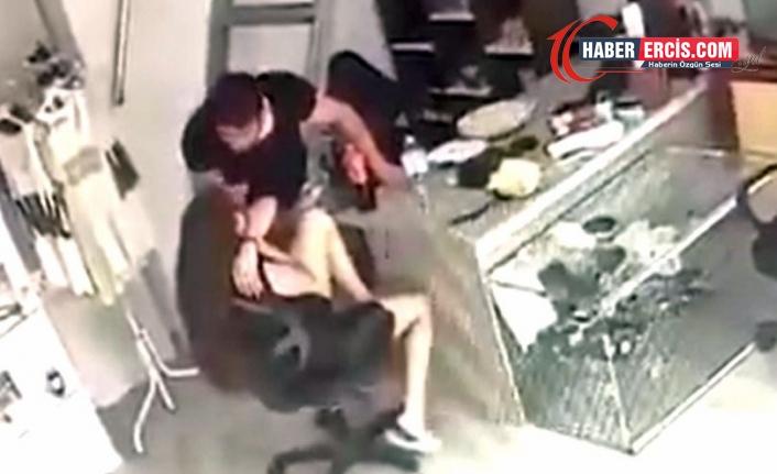 Kadına şiddet uygulayan Erkek tutuklandı