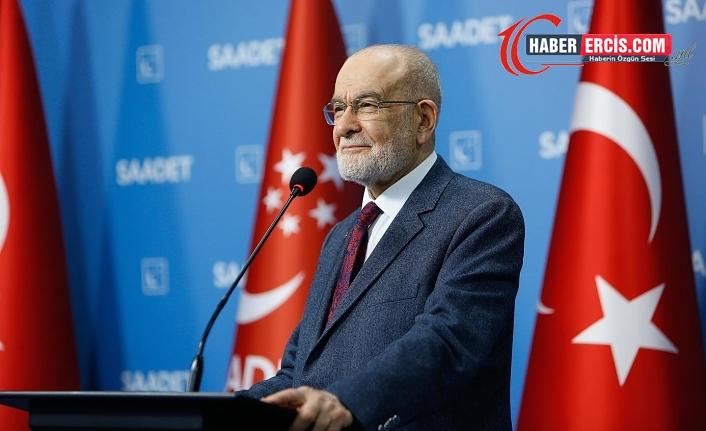 Karamollaoğlu'ndan Süleyman Soylu cezasına tepki