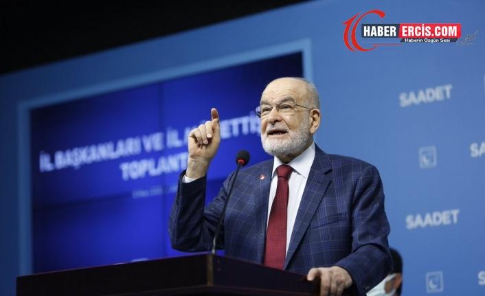 Karamollaoğlu: Her sabah aynı andı tekrarlayarak ülke kalkınmaz