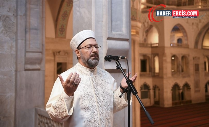 Koronavirüs olan Diyanet İşleri Başkanı Ali Erbaş hastaneye yatırıldı