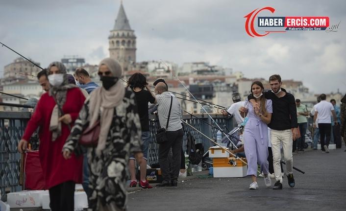 Türkiye'de Koronavirüsten günlük vaka sayısı 40 bine dayandı