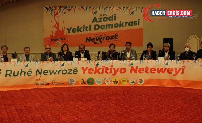 Kürdistani İttifak'tan HDP'yi sahiplenme çağrısı