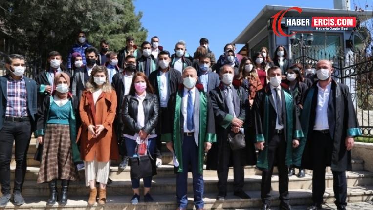 Meslektaşlarından Avukat Ersin Arslan cinayetine öfke