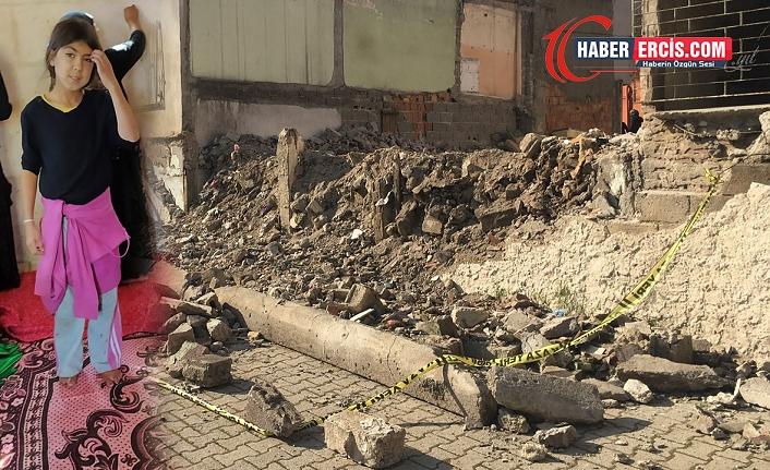 Okul duvarının yıkılması sonucu bir çocuk hayatını kaybetti