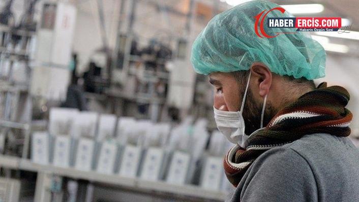 Pandemi'de 6 milyon işçi gelir ve iş kaybı yaşadı