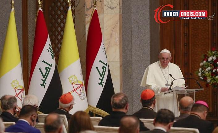 Papa: Ezidilere yönelik saldırıları kınıyorum