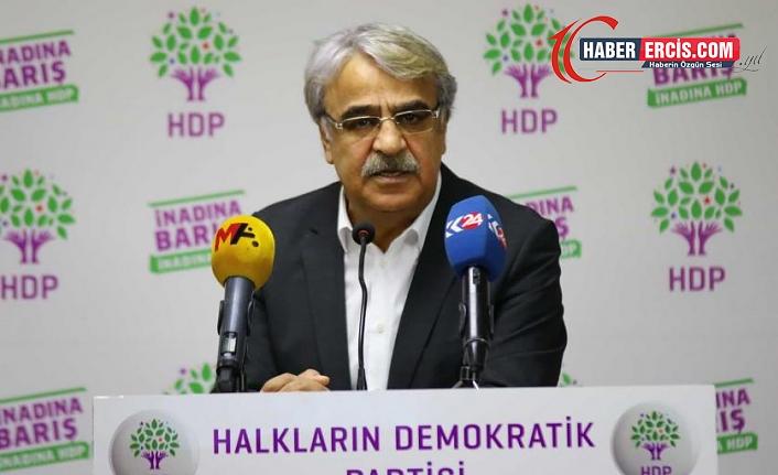 Sancar: Newroz meydanlarından aldığımız güçle HDP'yi sonuna kadar savunacağız