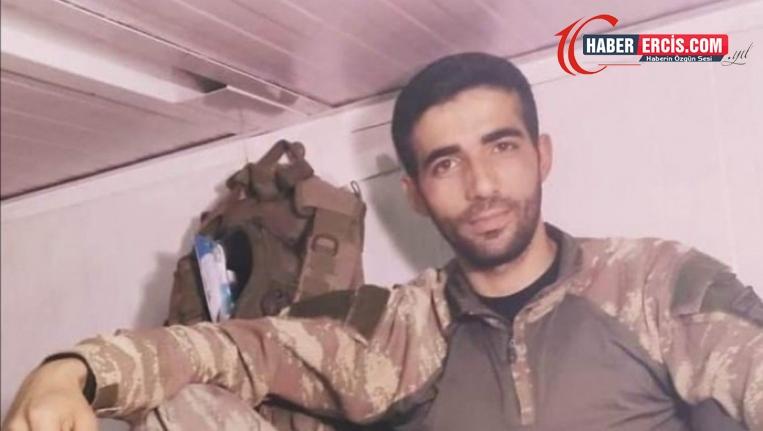Şırnak'ta 1 asker yaşamını yitirdi
