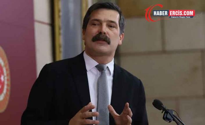 TİP Genel Başkanı Erkan Baş: Berat Albayrak firarda ama fikirleri iktidarda