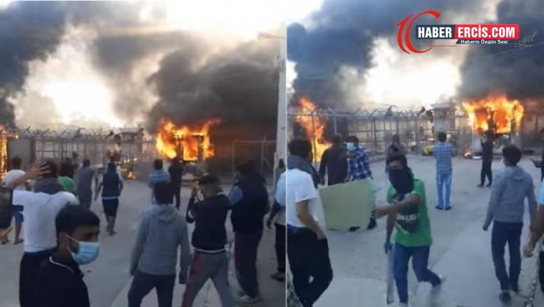 Tutukluluğu protesto eden Kürt mülteci yaşamına son verdi