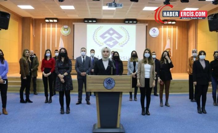 Van Barosu: Hak mücadelemizi dünden daha büyük inançla sürdüreceğiz