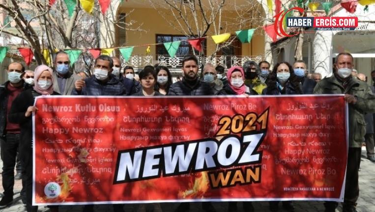 Van'da Newroz programı açıklandı