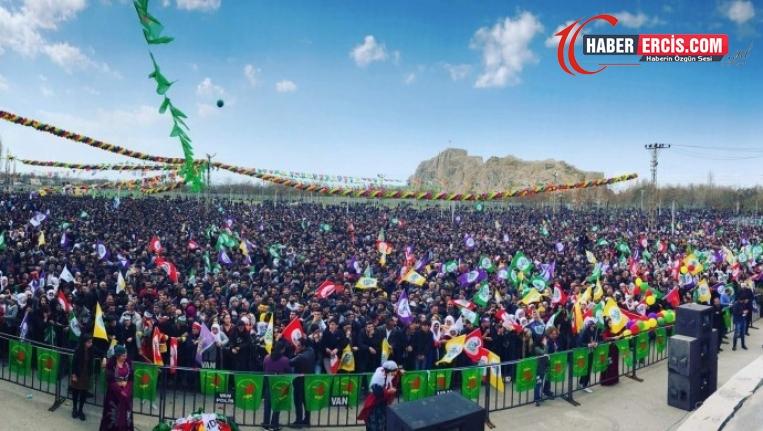 Van'da Newroz hazırlıkları tamamlandı