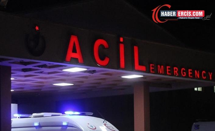 Ağrı'da silahlı kavga: 1 ölü