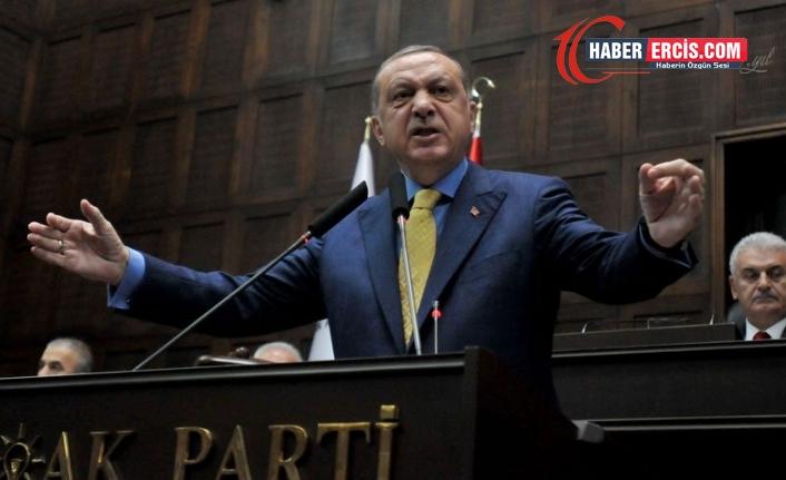 AKP'li Erdoğan'ın hedefinde amiraller, kanal istanbul ve CHP vardı