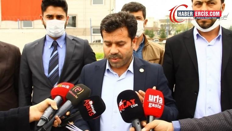 AKP'li belediye başkanına soru sorduğu için ifade verdi