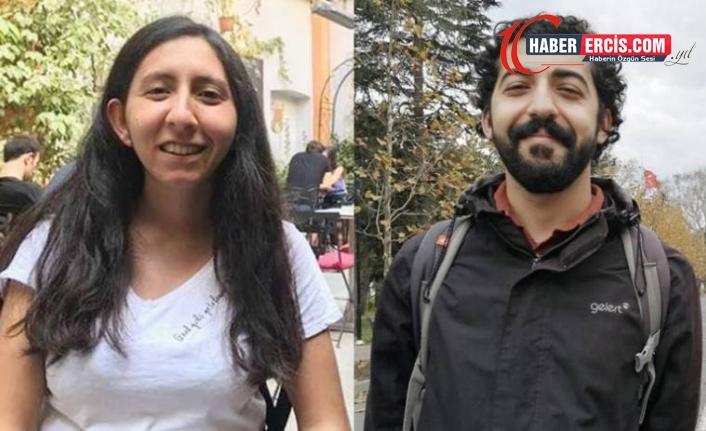 Boğaziçi protestolarında tutuklanan Akyüz ve Delipalta tahliye edildi