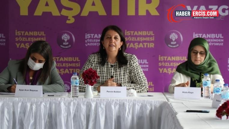 Buldan: İstanbul Sözleşmesi'nin feshi darbelerin devamıdır
