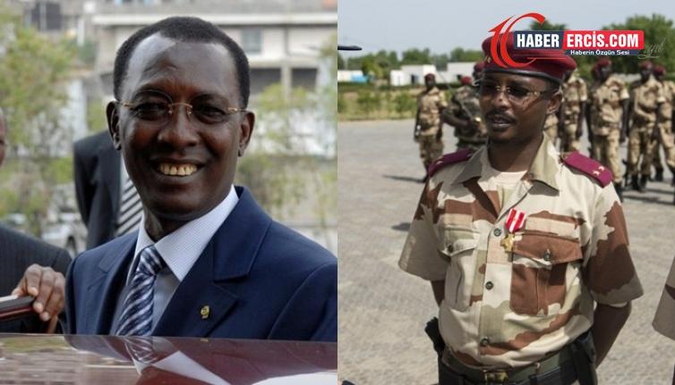 Cephede ölen Cumhurbaşkanı Itno'nun yerine oğul Deby getirildi