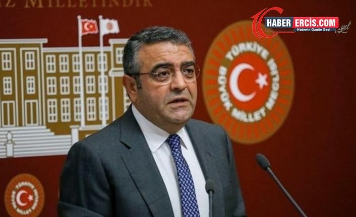 """CHP'li Tanrıkulu'nun parti kapatma sorusu """"sorulmayacak konular"""" arasına girdi"""