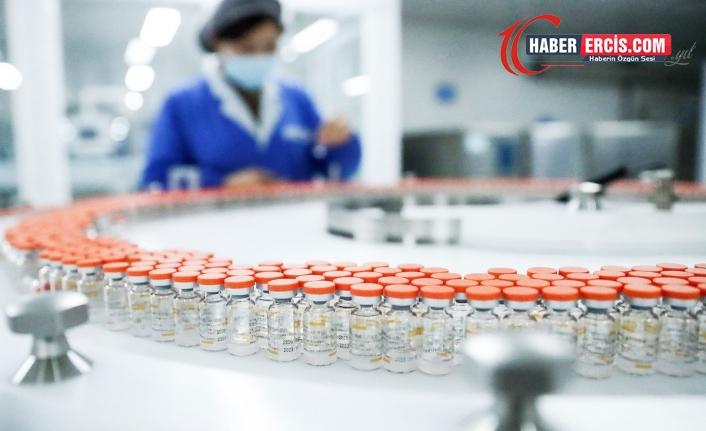 Çin'den aşı açıklaması: Etkisi düşük