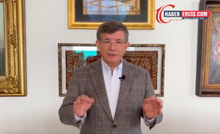 Davutoğlu:Sağlık Bakanı istifa etsin!
