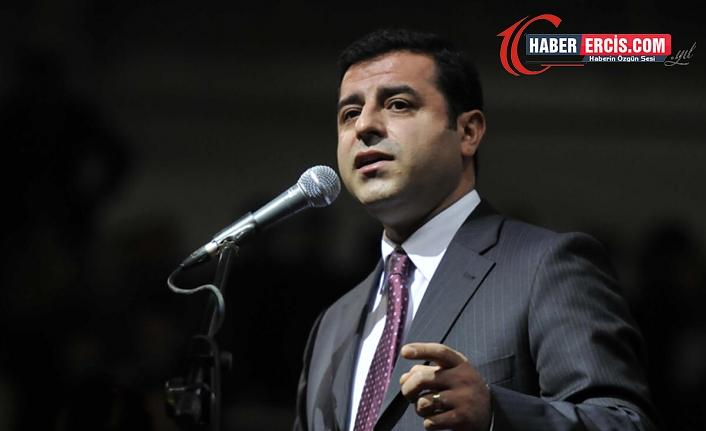 Demirtaş: MHP AKP'den faydalanarak devleti ele geçirmek istiyor ama başarılı olamayacak