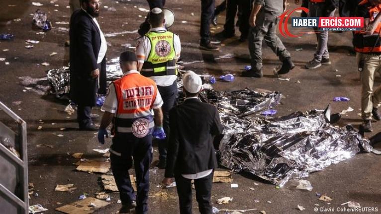 Dini bayramda izdiham: 44 kişi öldü