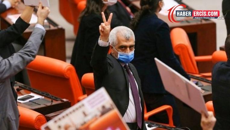 Gergerlioğlu: Kürt halkına yaşatılan zulmün karşısında bana yaşatılanları umursamadım bile