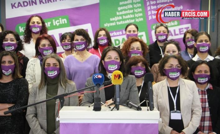 HDP Kadın Meclisi: Yargılanan değil, yargılayan olacağız