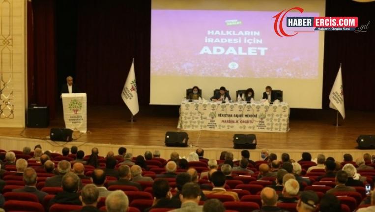 HDP: Tecrit ülkeyi felaketlere ve karanlığa sürüklüyor